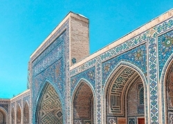 Uzbekistan train tour: 7 days