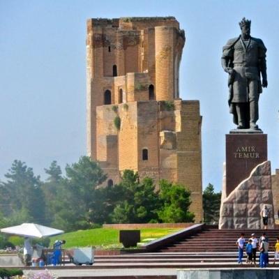 Central Asia 4 STAN tour - 5