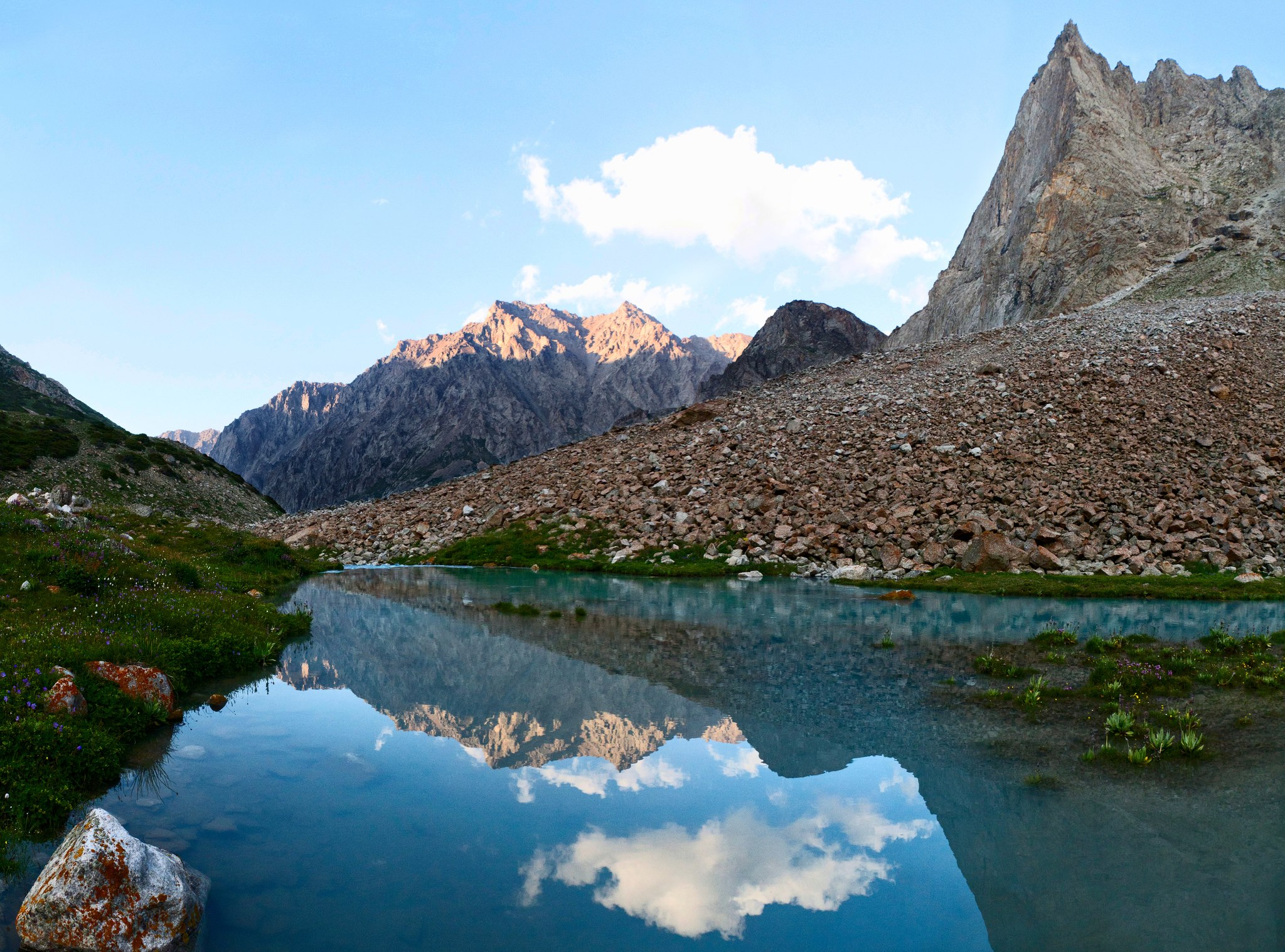 ala-archa gorge 2019