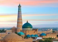 Uzbekistan 12 day tour