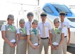 Тур на поезде «АФРОСИАБ»