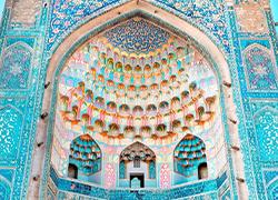 Тур на майские праздники в Узбекистан - 8 дней