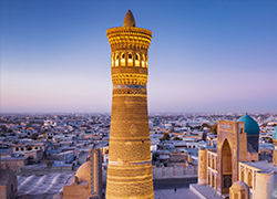 12 days tour to Zoroastrian and Buddhist shrines in Uzbekistan