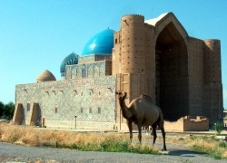 Trip to ancient Turkestan for 2 days