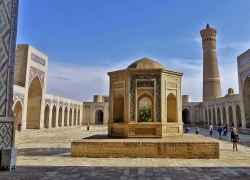 Turkey – Uzbekistan Grand Excursional Tour |1