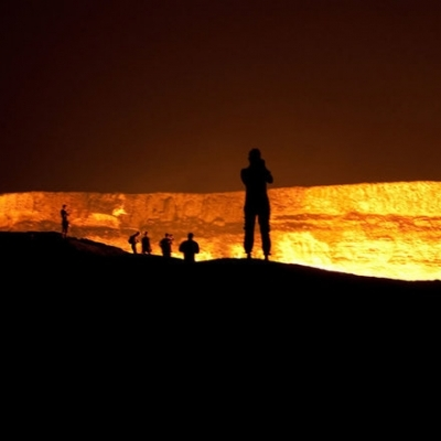 Tour a Kunya Urgench y Gaz Crater Darvaza