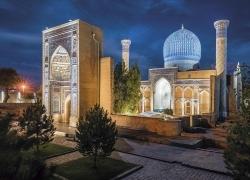 Asia Centrale 4STAN