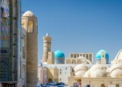 Uzbekistan Budget Group Tour