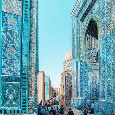 Tour to Uzbekistan from India, Mumbai | 1