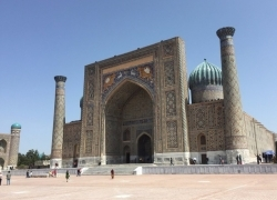 3-х дневный тур в Узбекистан - 2