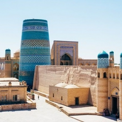 Bukhara and Samarkand in two days