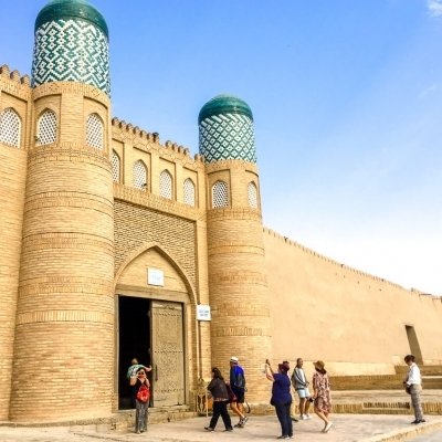 Cultural & religious tour to the cities of Uzbekistan