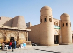 One day tour to Khiva from Tashkent