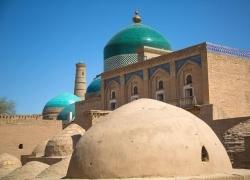 Uzbekistan 8 day tour