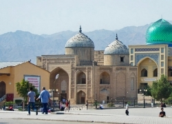 Tiny tour from Samarkand to Tajikistan