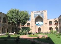 Uzbekistan 18 day tour