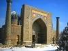 В Узбекистан на Новый Год