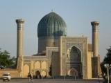 Sacred places of Bukhara and Samarkand