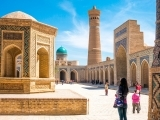 One day TOUR to BUKHARA from TASHKENT