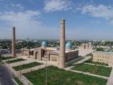 Summer tour around Uzbekistan