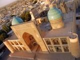 ウズベキスタンの古代都市へ