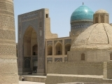 Budget-Tour nach Usbekistan