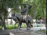 ウズベキスタンとタジキスタンの11日間のツアー