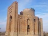 Uzbekistan and TURKMENISTAN for 11 days