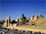 Day Tour to Samarkand from Tashkent by Afrosiyob train
