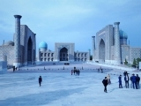 Winter Holidays in Uzbekistan!