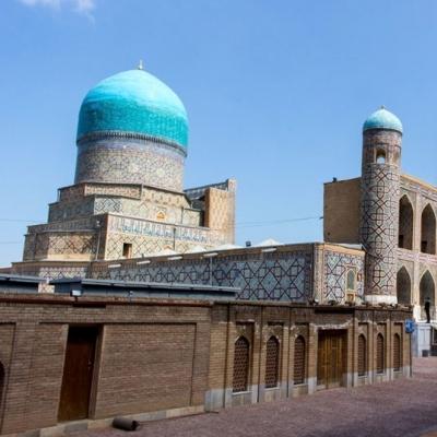 Turkmenistan & Uzbekistan in 8 days / 2