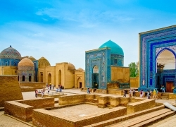 Weekend Uzbekistan tour from Dubai