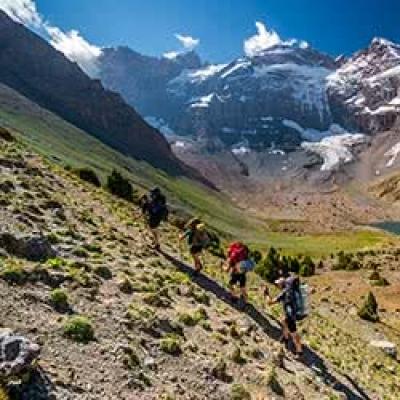 12 day tour Uzbekistan - Tajikistan - Turkmenistan