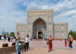 Samarkand Tour from Tashkent