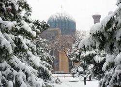 Winter Tale in Uzbekistan 2020-2021 (from KL)