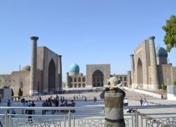 Uzbekistan 16 day tour