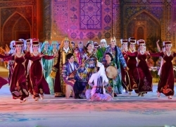 9-tägige Tour nach Usbekistan