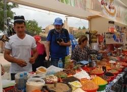 Usbekistanreise beim jährlichen Festival