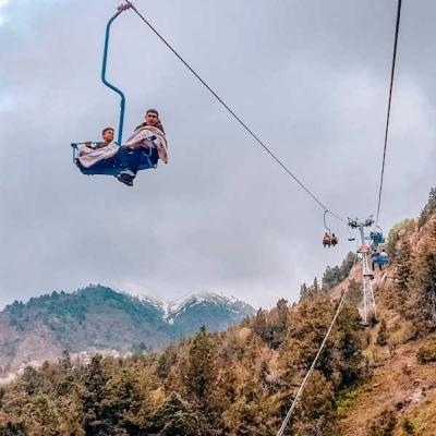 Активный треккинг-тур в горах Чимгана