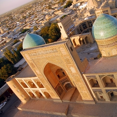 Tours culturales en Uzbekistan