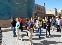 2-days trip to Samarkand
