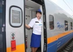 Tour around Uzbekistan by train
