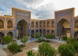 Sacred tour in Uzbekistan