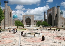 Budget Tour, 4 Tage in Usbekistan