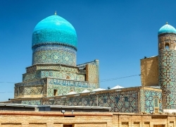 Uzbekistan 7 day tour