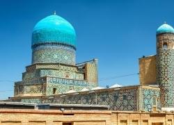 7-tägige Tour nach Usbekistan