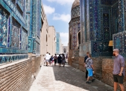 Bukhara & Samarkand in two days