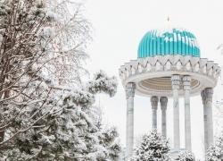 Winterurlaub in Usbekistan!