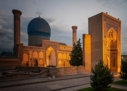 Tour to Uzbekistan from Dubai |2