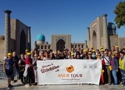 Salida garantizada Tour Uzbekistán 2020